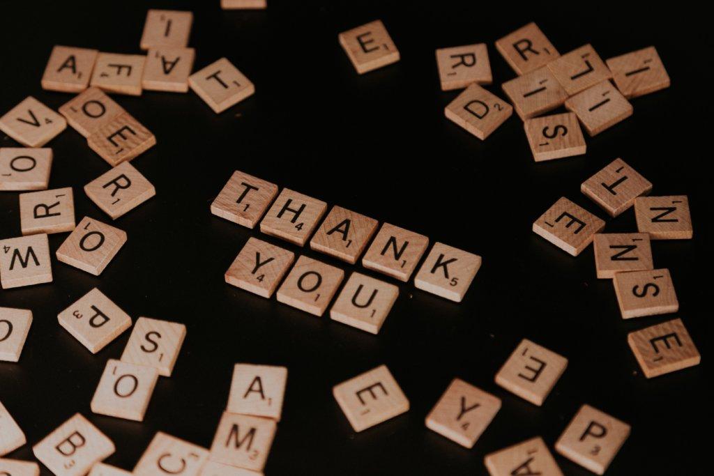 ありがとう 感謝します ツイてる 効果