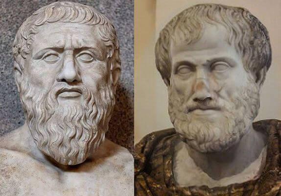 プラトン アリストテレス