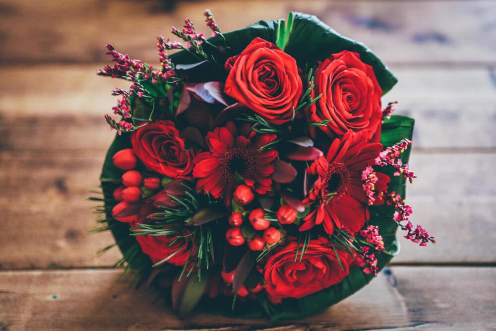 会社設立 お祝い 花